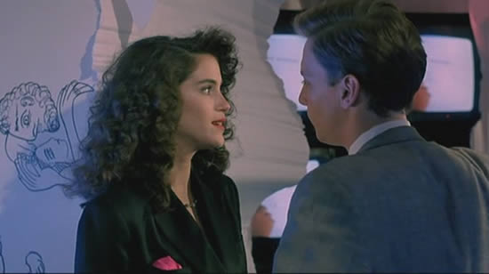 Less Than Zero - Blair talking to Clay