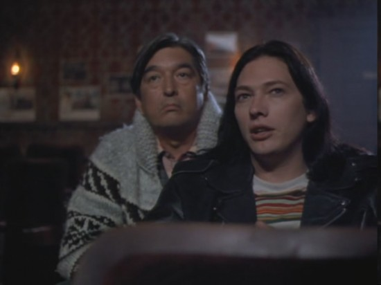From the series Northern Exposure, Ed is talking about his passion for movies to Leonard