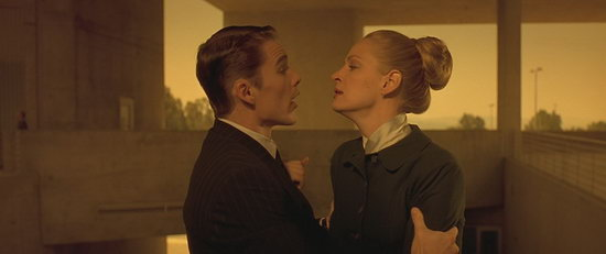 Gattaca - Vincent and Irene