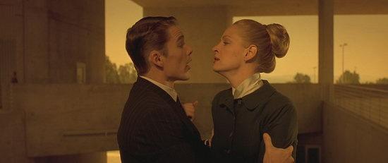 Gattaca - Vincent and Irene