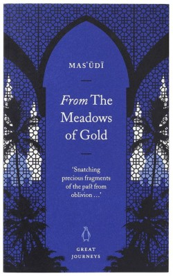 Great Journeys book cover - From The Meadows of Gold