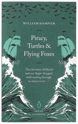 Great Journeys book cover - Piracy, Turtles & Flying Foxes