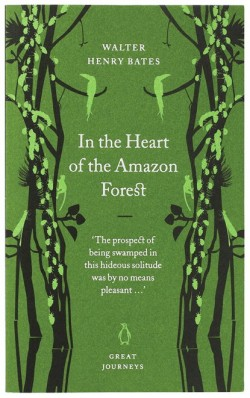 Great Journeys book cover - In the Heart of the Amazon Forest