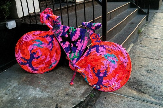 Urban Knitting - Bicycle
