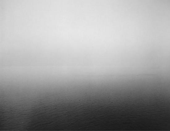 Hiroshi Sugimoto, Ionian Sea, 1990 - Gelatin silver print