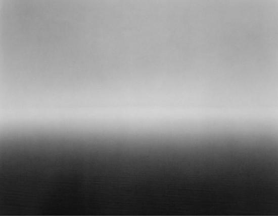 Hiroshi Sugimoto, Ligurian Sea, Saviore, 1993 - Gelatin silver print
