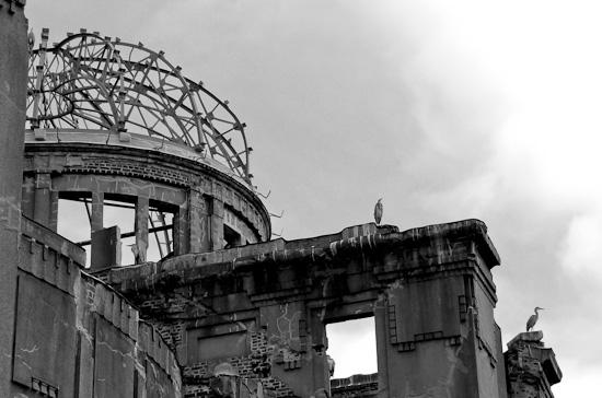 Skiour, Hiroshima Peace Memorial - Genbaku Dome, 2008