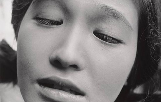 Shomei Tomatsu, O shima Eiko, Actress in the Film Shiiku, 1961